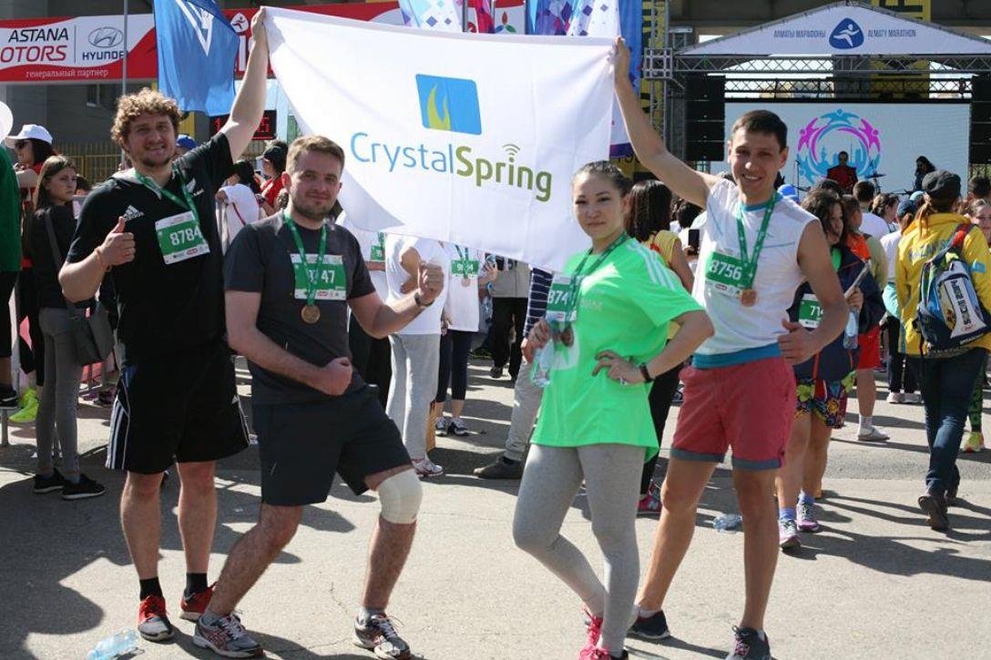 Блог Галерея - Если работать в Crystal Spring - Crystal Spring (5)