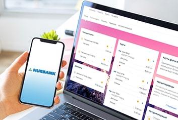 Цифровой банк Nurbank - Crystal Spring