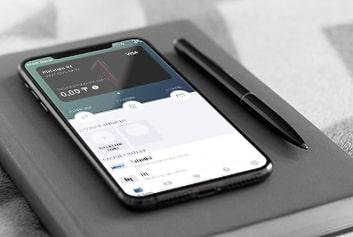 Приложение ATF24 - мобильный банкинг - Crystal Spring
